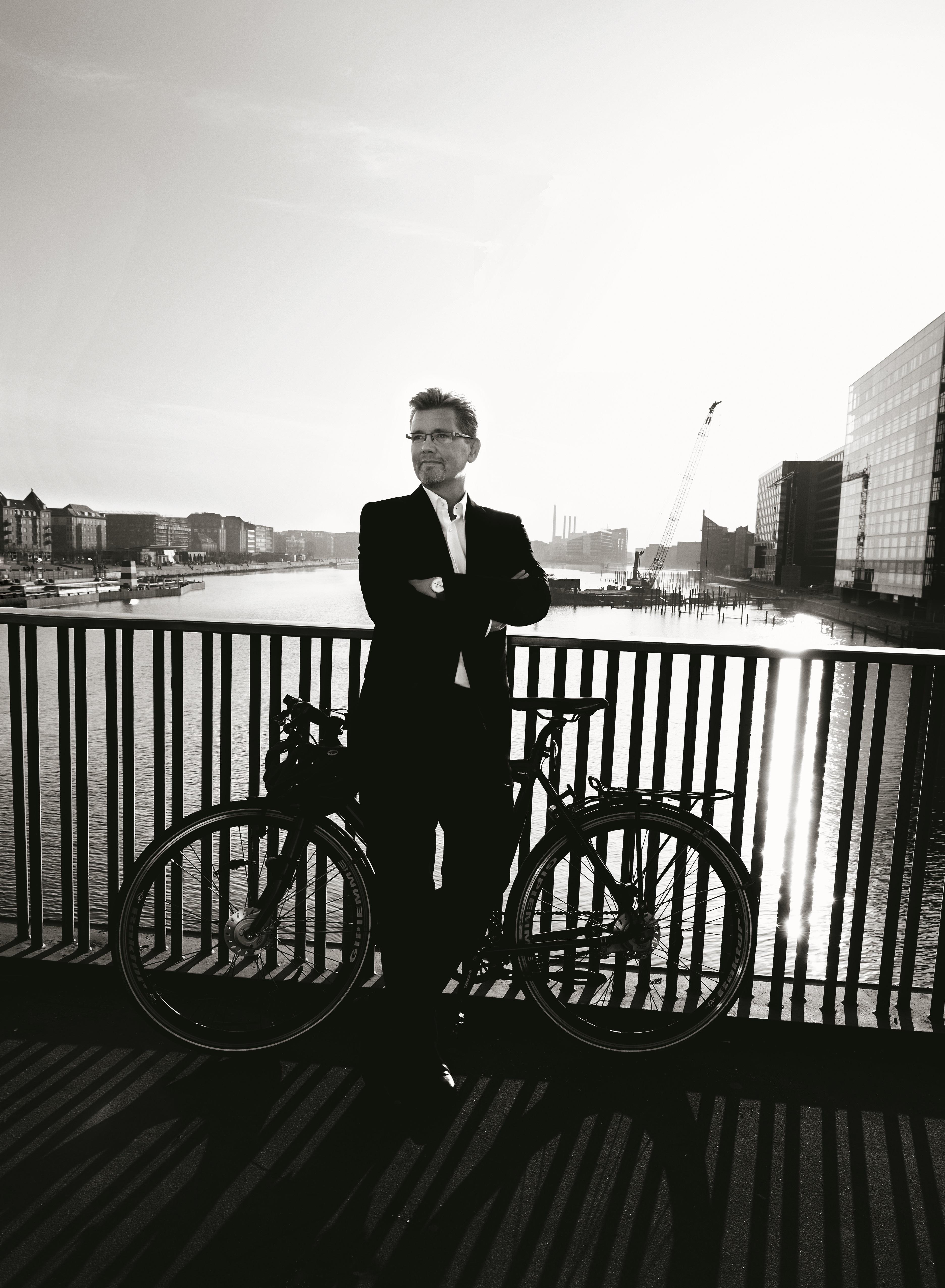 Frank Jensen, Københavns overborgmester siden 2010; foto: Jonas Bie.