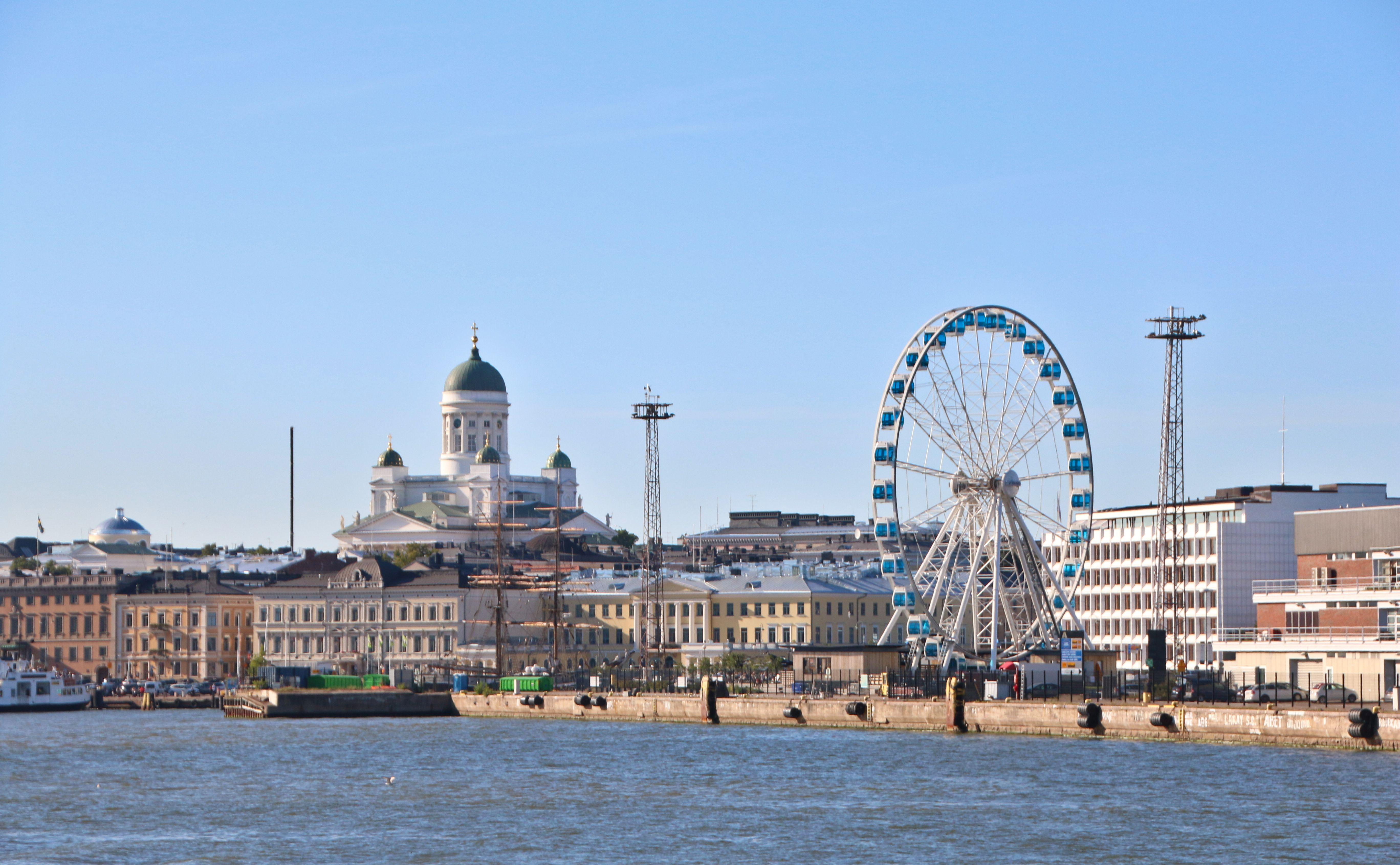 Helsinki sætter stort ind på at lokke endnu flere kinesiske turister til byen. Foto: দেবর্ষি রায়