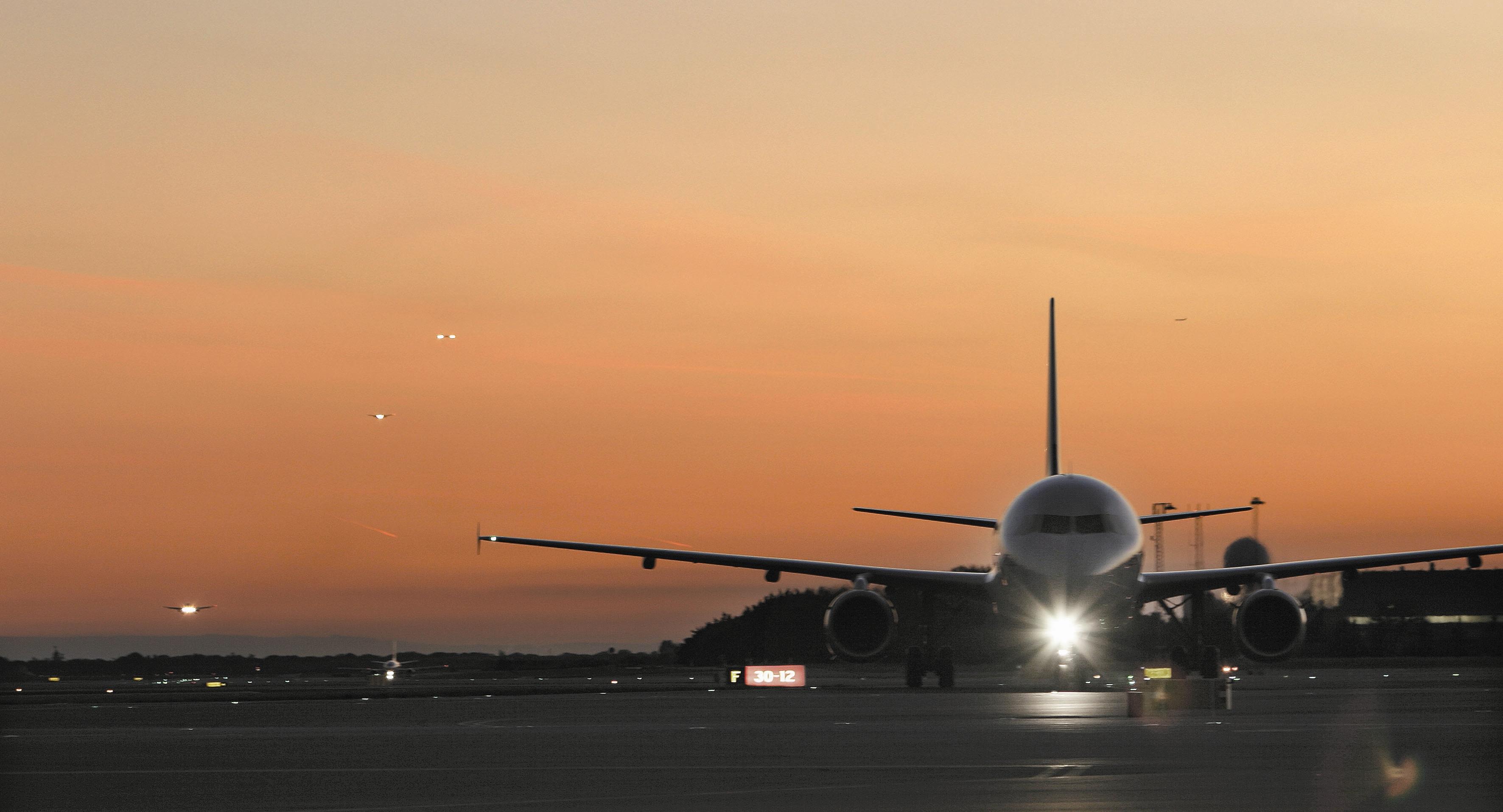 Pressearkivfoto fra Københavns Lufthavn.