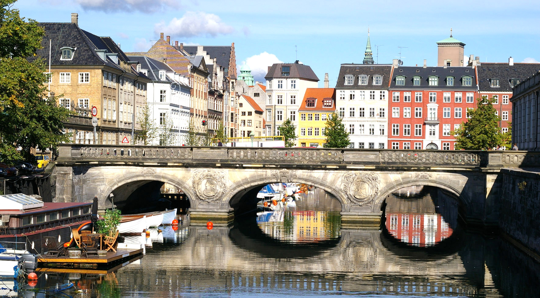 Arkivfoto fra Wonderful Copenhagen.
