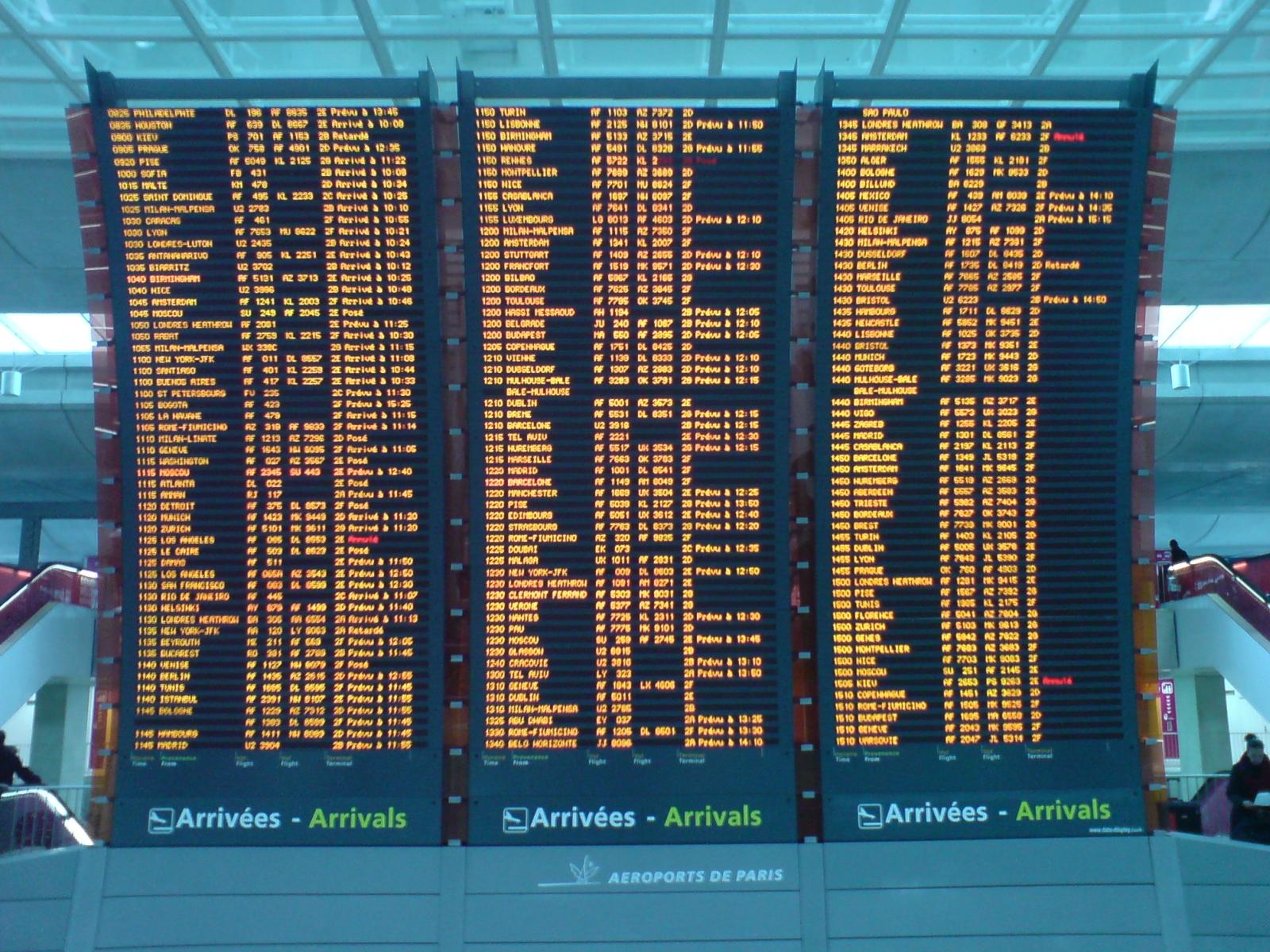 Big Travel forventer i sit første hele regnskabsår i Danmark at omsætte for cirka 400 millioner kroner. Arkivpressefoto fra Aeroports de Paris.