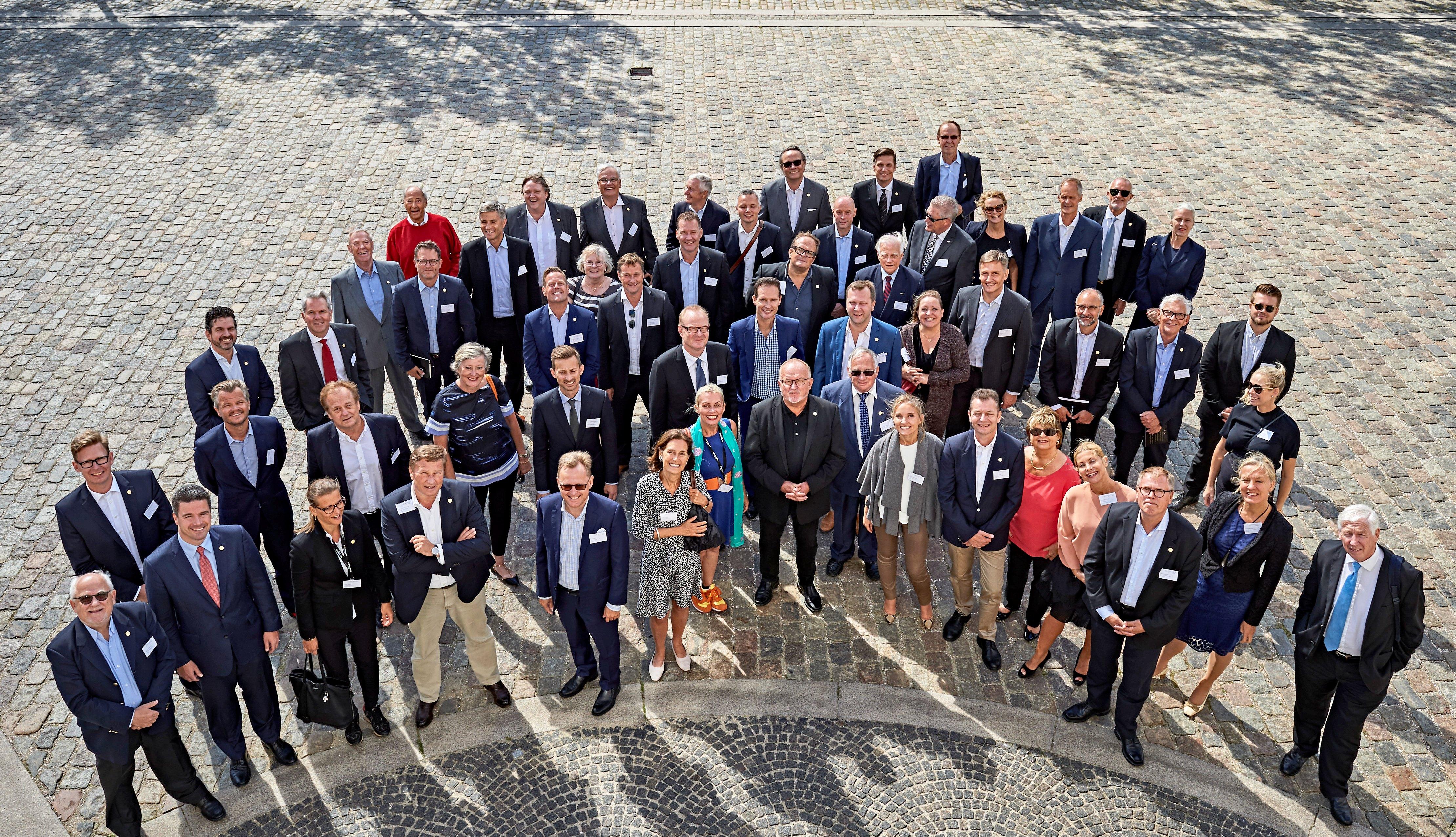 Wonderful Copenhagen beholder sit tilskud fra Københavns Kommune til at tiltrække møder og konferencer til hovedstaden. Arkivfoto fra WoCo med organisationens WoCo-ambassadører, foto Christian Kierkegaard Michelsen.