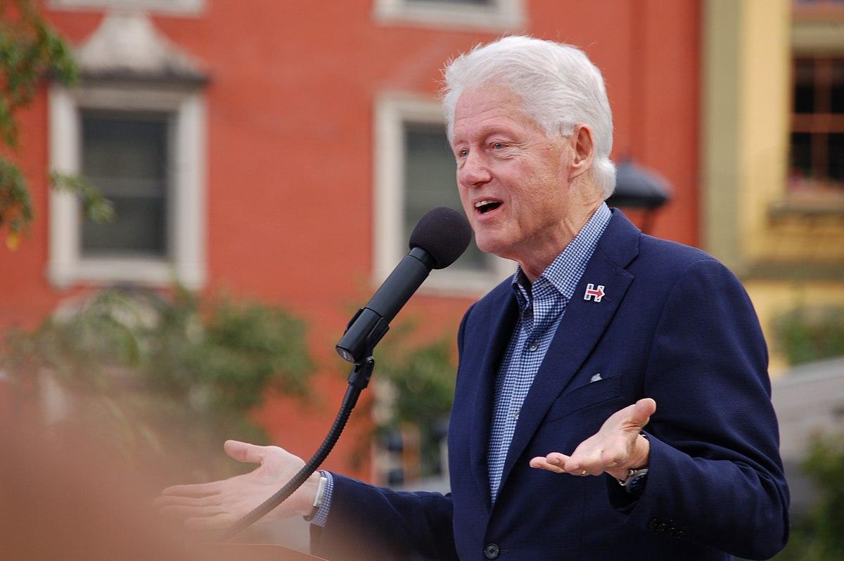Bill Clinton (Foto: Hayden Schiff   CC 2.0)