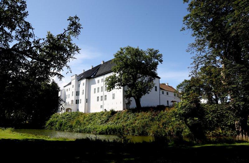 Dragsholm Castle har nu både en Michelin-stjerne og et nyt medlemskabsskab af Relais & Châteaux-guiden (foto: Kirstine Fryd)