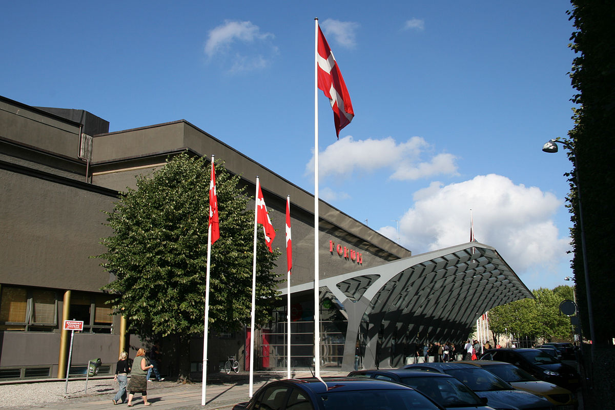 Forum Copenhagen (Foto: Ib Rasmussen   Wikimedia Commons)