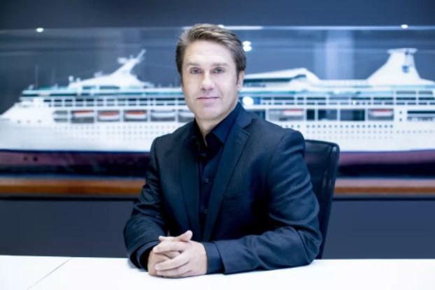 Geir Kronbæck, administrerende direktør for RCL Cruises i Norden. (Foto: PR/RCL Cruises)