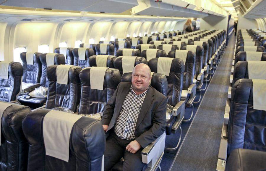 Peder Hornshøj er både administrerende direktør for Bravo Tours og TravelCo Nordic, det tidligere Primera Travel Group. Arkivfoto fra Københavns Lufthavn.