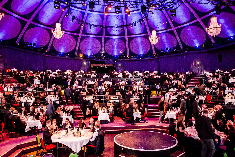 Årets Danish Travel Awards blev onsdag aften uddelt i Cirkusbygningen i København – for 24. år i træk med Stand By, en del af TravelMedia Nordic, som arrangør. Foto: Michael Stub.