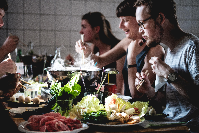 Food Space er et af Københavns nyeste venues til møder og events. Foto: Madkastellet.
