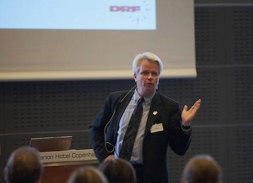 Direktør Lars Thykier, Danmarks Rejsebureau Forening. (Foto: Jonas M. Kunzendorf)
