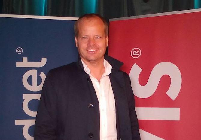 Lars Dissing er stoppet som kommerciel direktør for Avis Budget Biludlejning i Skandinavien. Arkivfoto fra Avis Biludlejning.