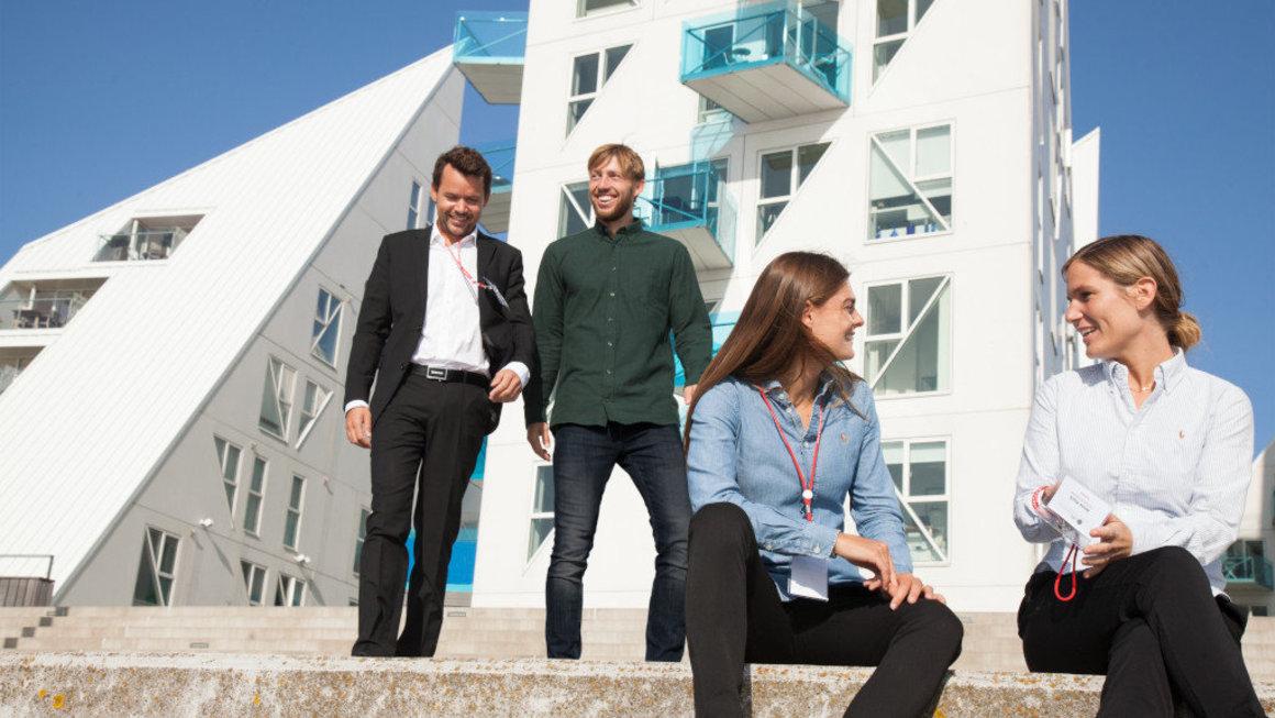Der blev sidste år holdt 193.000 møder på cirka 750 danske mødesteder, antallet af mødedeltagere nåede 7,8 millioner og møderne skabte en omsætning på 26 milliarder kroner, viser ny omfattende analyse. Foto: Kim Wyon, VisitDenmark.