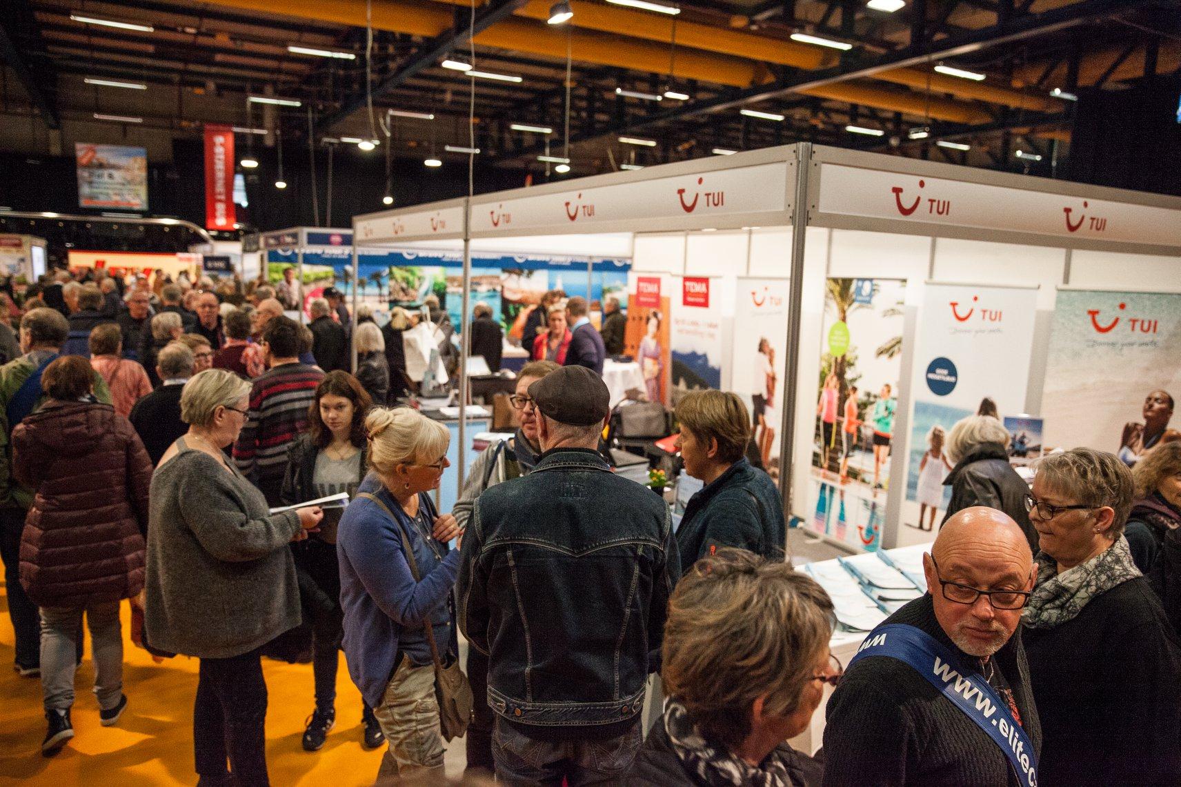 Til januar er der atter Ferie-Fritid messe i Odense Congress Center. Foto: OCC, Hans Kristian Hannibal-Bach.