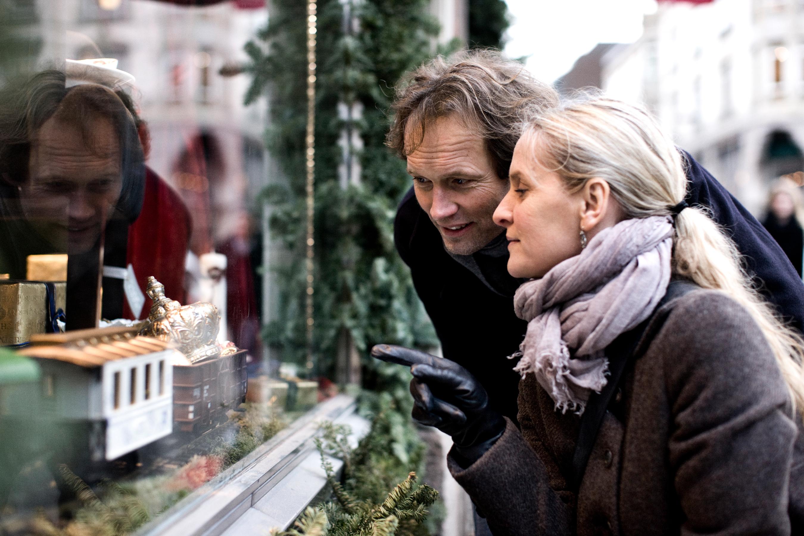 Udenlandske besøgende bruger stadig flere penge under deres ophold i Danmark. Foto: VisitDenmark, Niclas Jessen.
