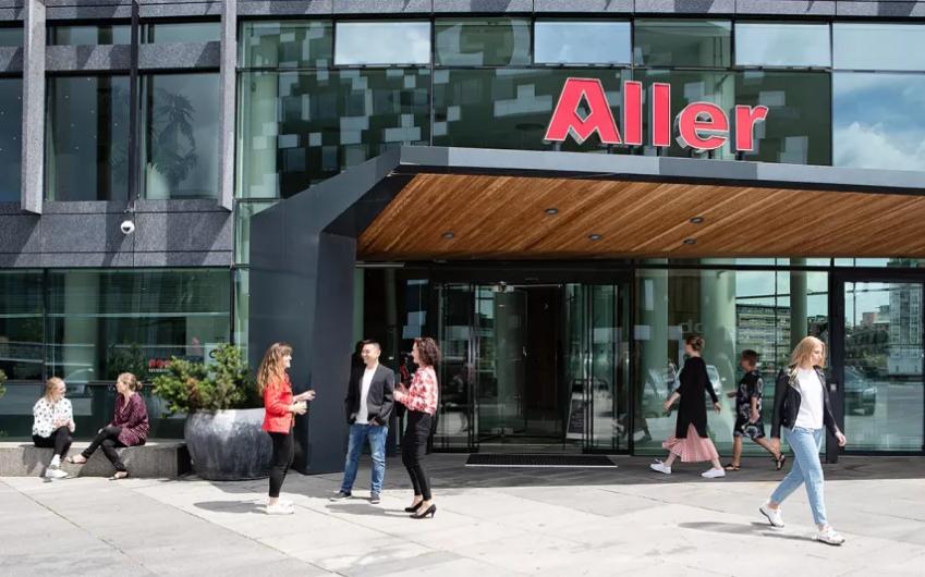 Allers hovedsæde på Havneholmen i København (Foto: Aller/PR)