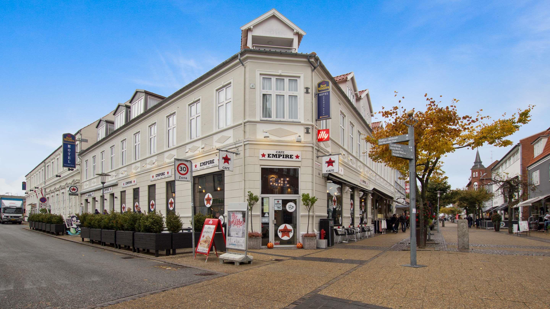 Best Western Hotel Herman Bang i Frederikshavn er et af hotelkædens 17 medlemmer i Danmark. Foto: Best Western.