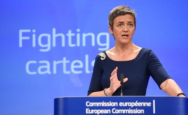 EU-konkurrencekommissær Margrethe Vestager (Arkivfoto: EU/Photo: Jennifer Jacquemart)