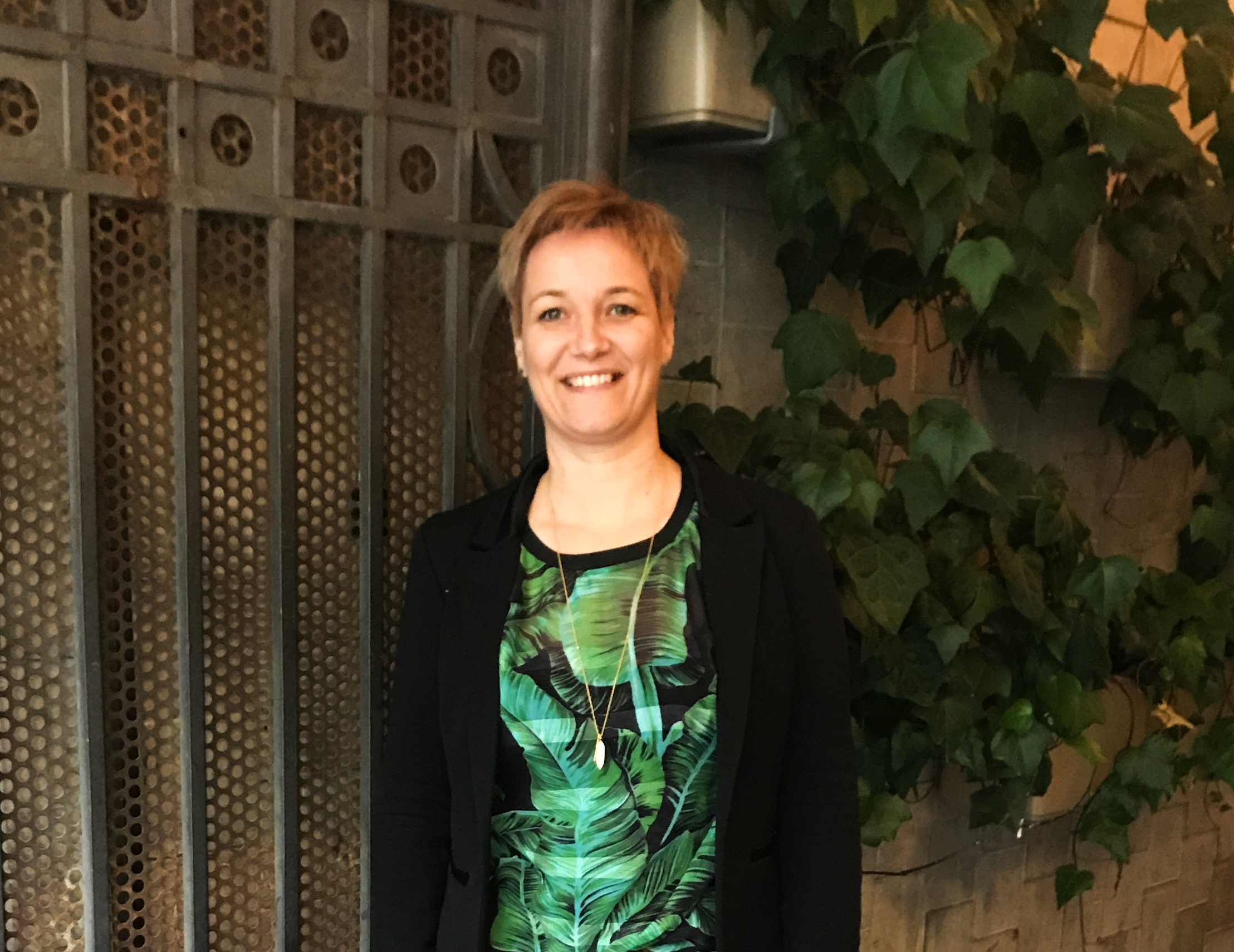 Vicky Maahr Hansen er ny chef for Brøchner-hotellet Avenue. Foto: Brøchner Hotels.