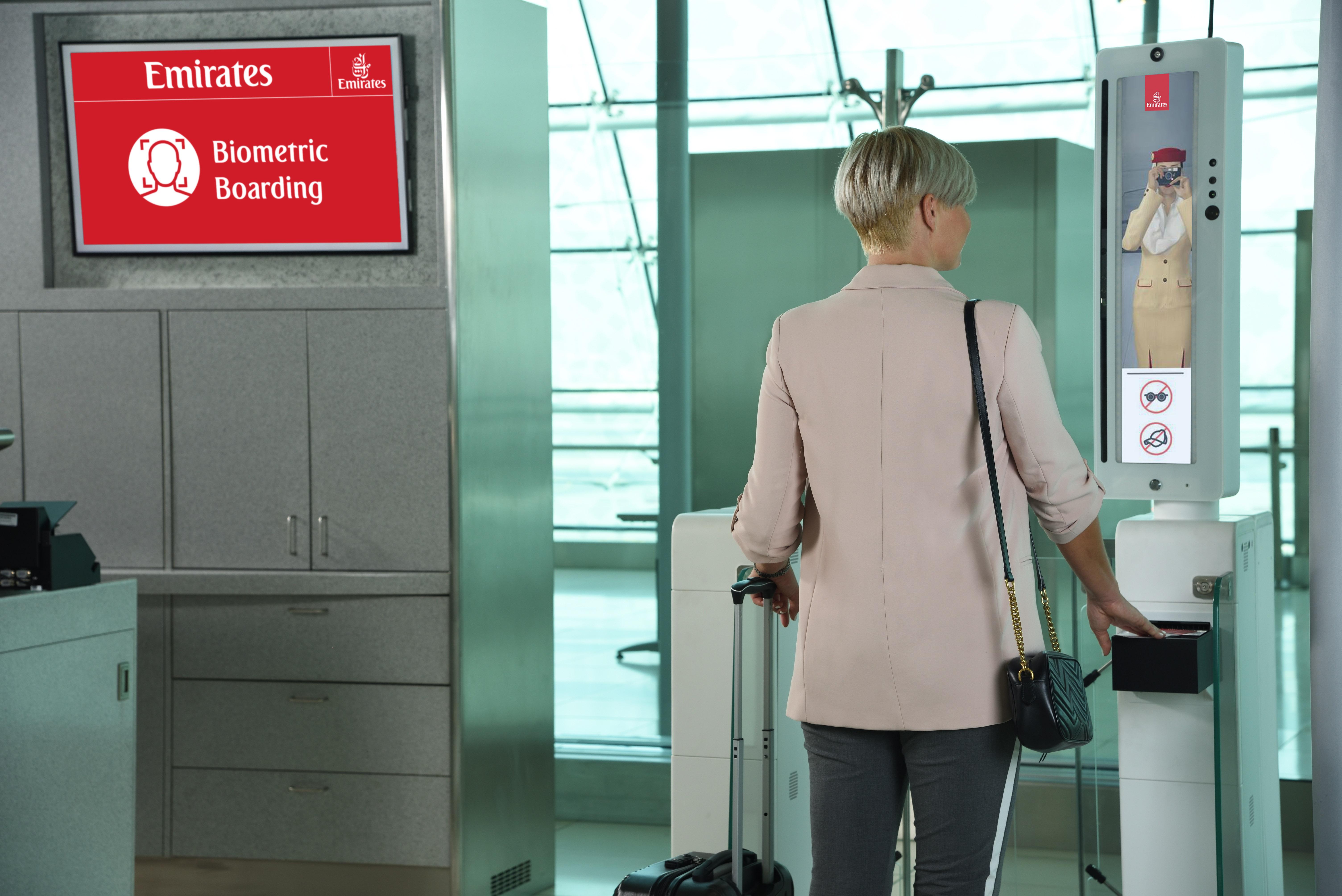 PR-foto fra Emirates.