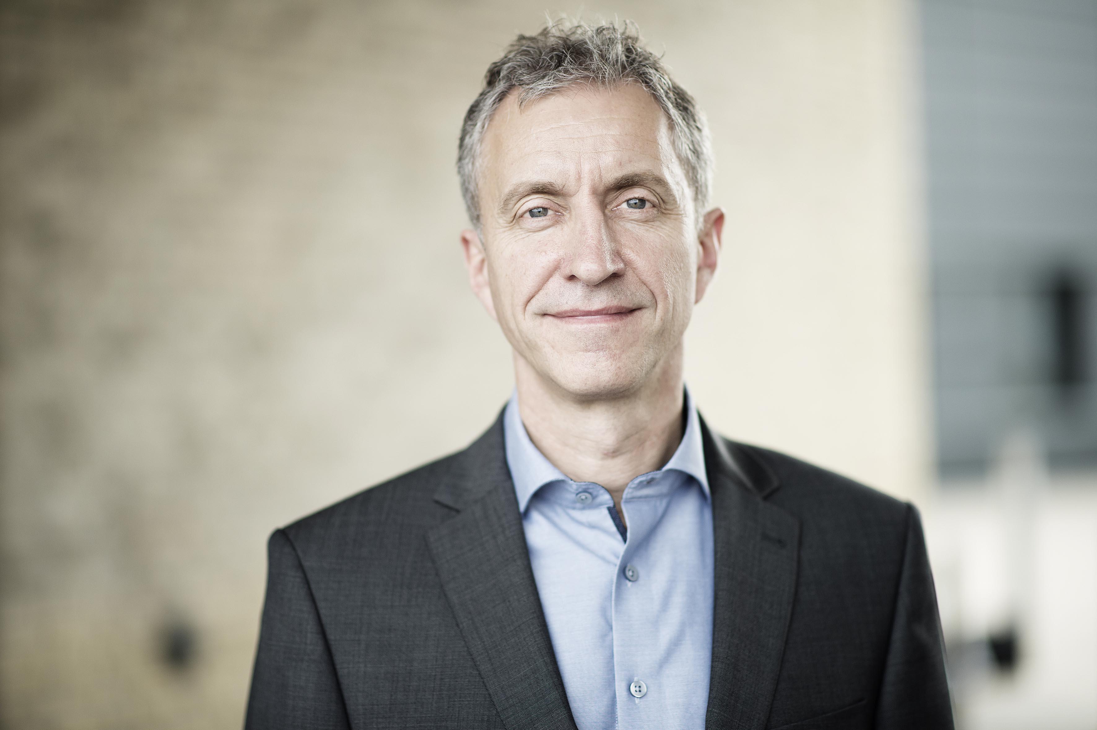Jørgen Holme, administrerende direktør i Jet Time. (Foto: Jet Time/PR)