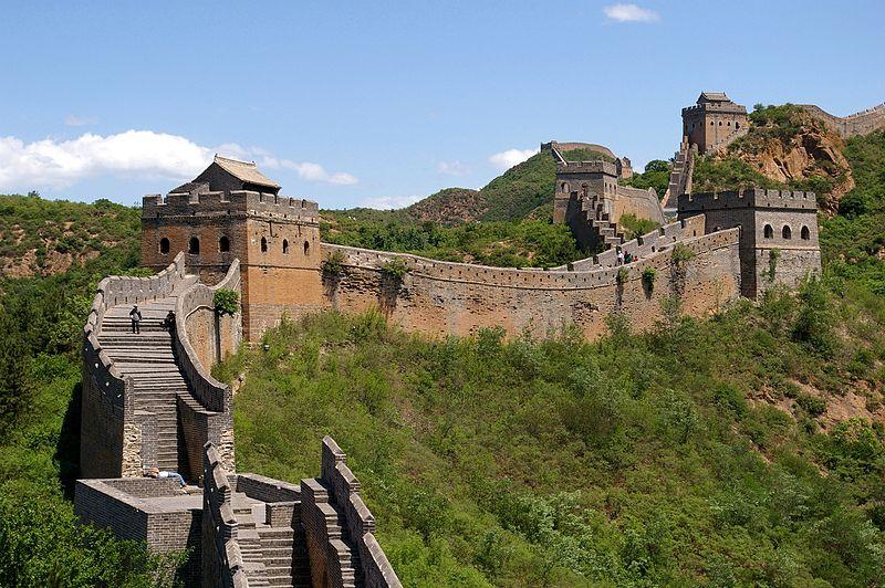 Turismen til Kina står til bare at vokse og vokse, siger ny rapport. Foto: Jakub Hałun, Wikipedia.
