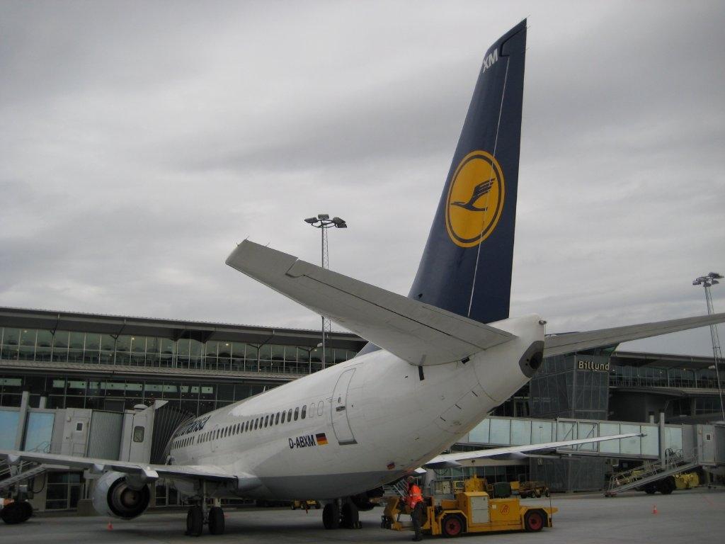 Lufthansa Innovation Hub arbejder med en ny teknisk platform der skal samle en lang række innovative rejseløsninger på samme sted. Pressefoto fra Billund Lufthavn.