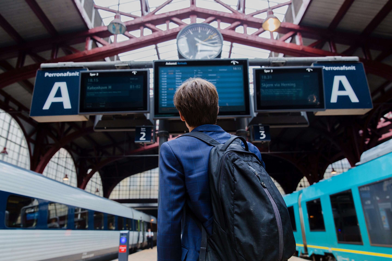 Arrivas app sælger nu togbilletter til næsten hele Danmark – uanset, hvilket selskab, den rejsende kører med. Foto: Arriva.
