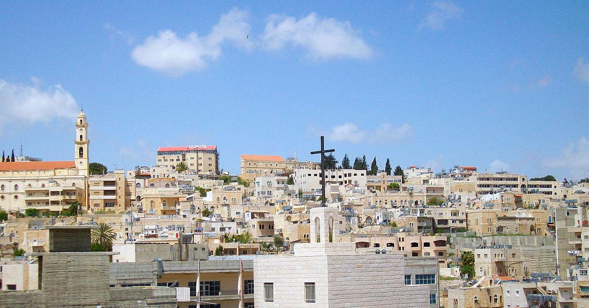 Betlehem (Foto: Daniel Case   CC 3.0)