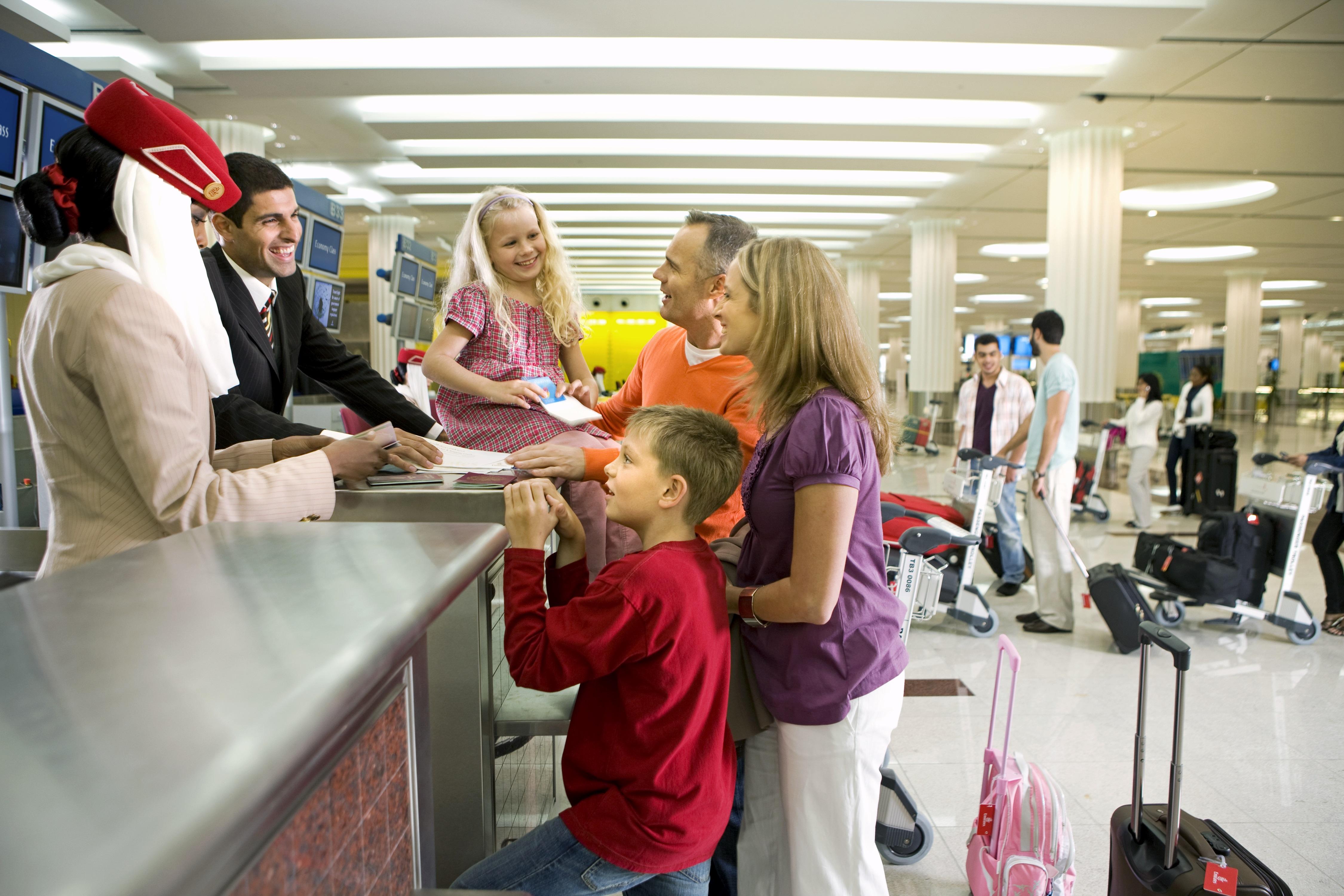 Emirates Holiays vil åbne rejsebureau i Danmark – men har endnu ikke oplyst om det bliver under eget navn eller ved at købe eksisterende dansk rejsebureau. Foto: Emirates Group.