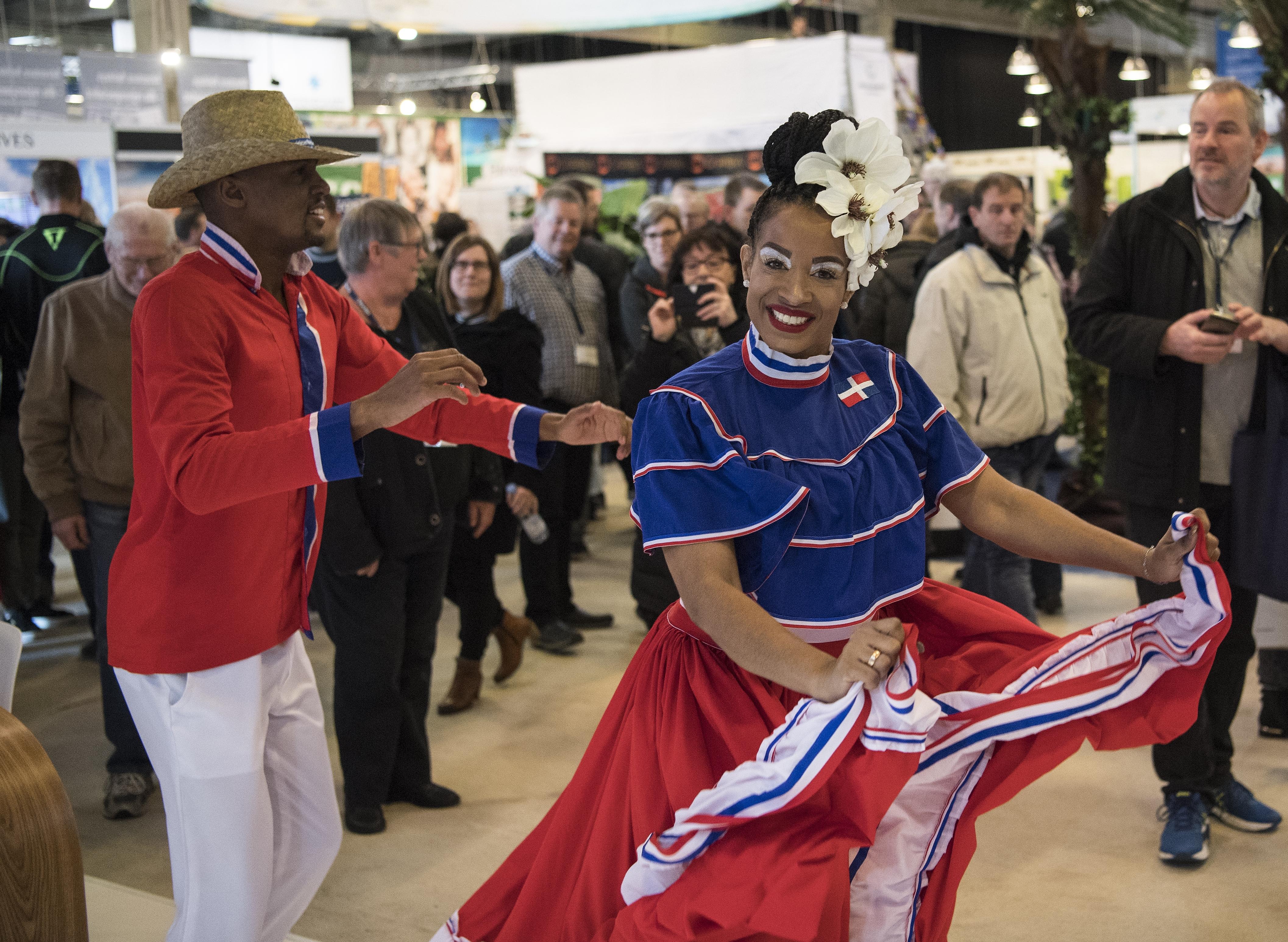 Der bliver caribisk stemning i Messecenter Herning under Ferie for Alle den 22-24. februar næste år. Foto: MCH/Lars Møller.