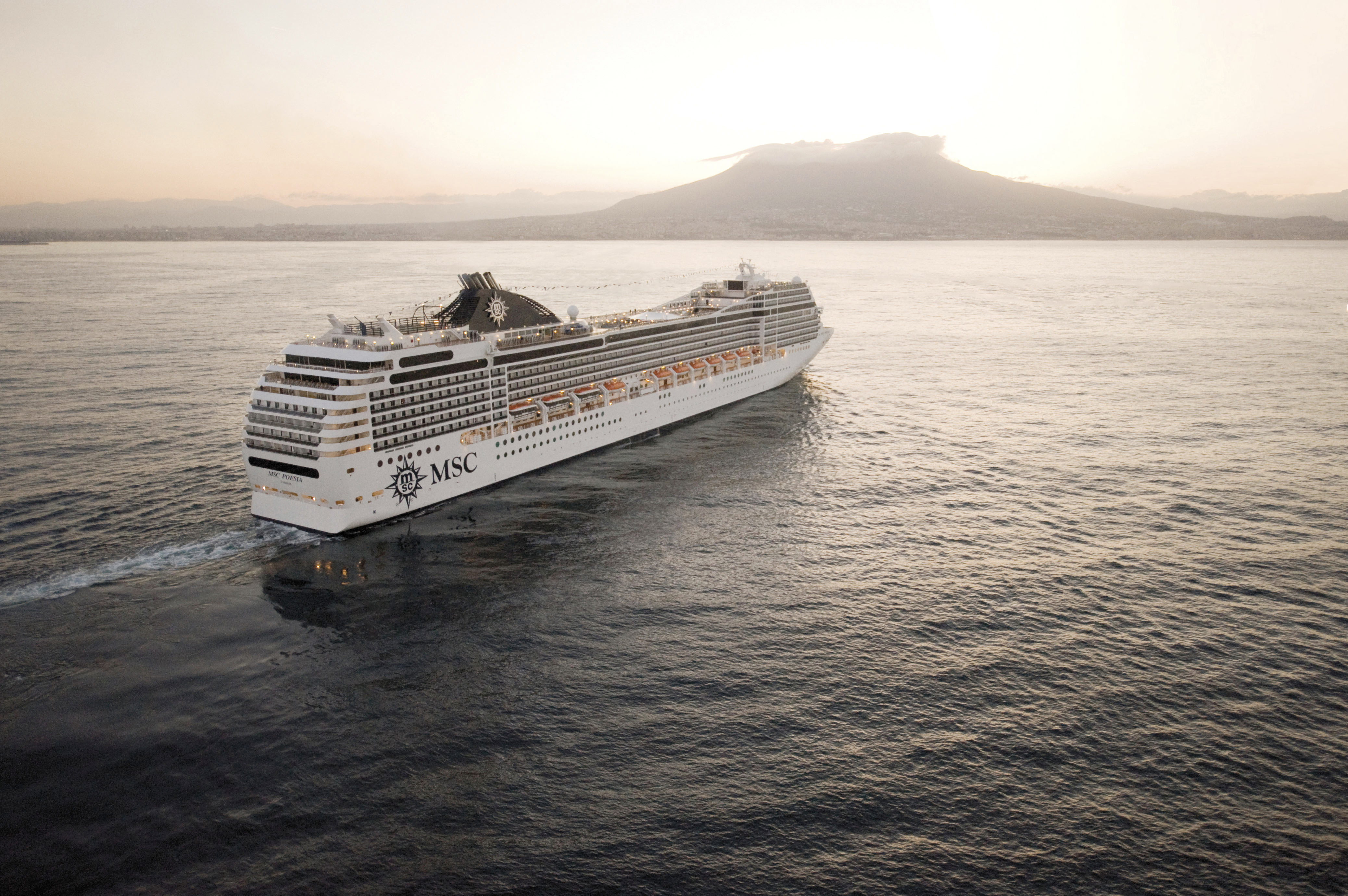 MSC Poesia (Foto: MSC Cruises/PR)