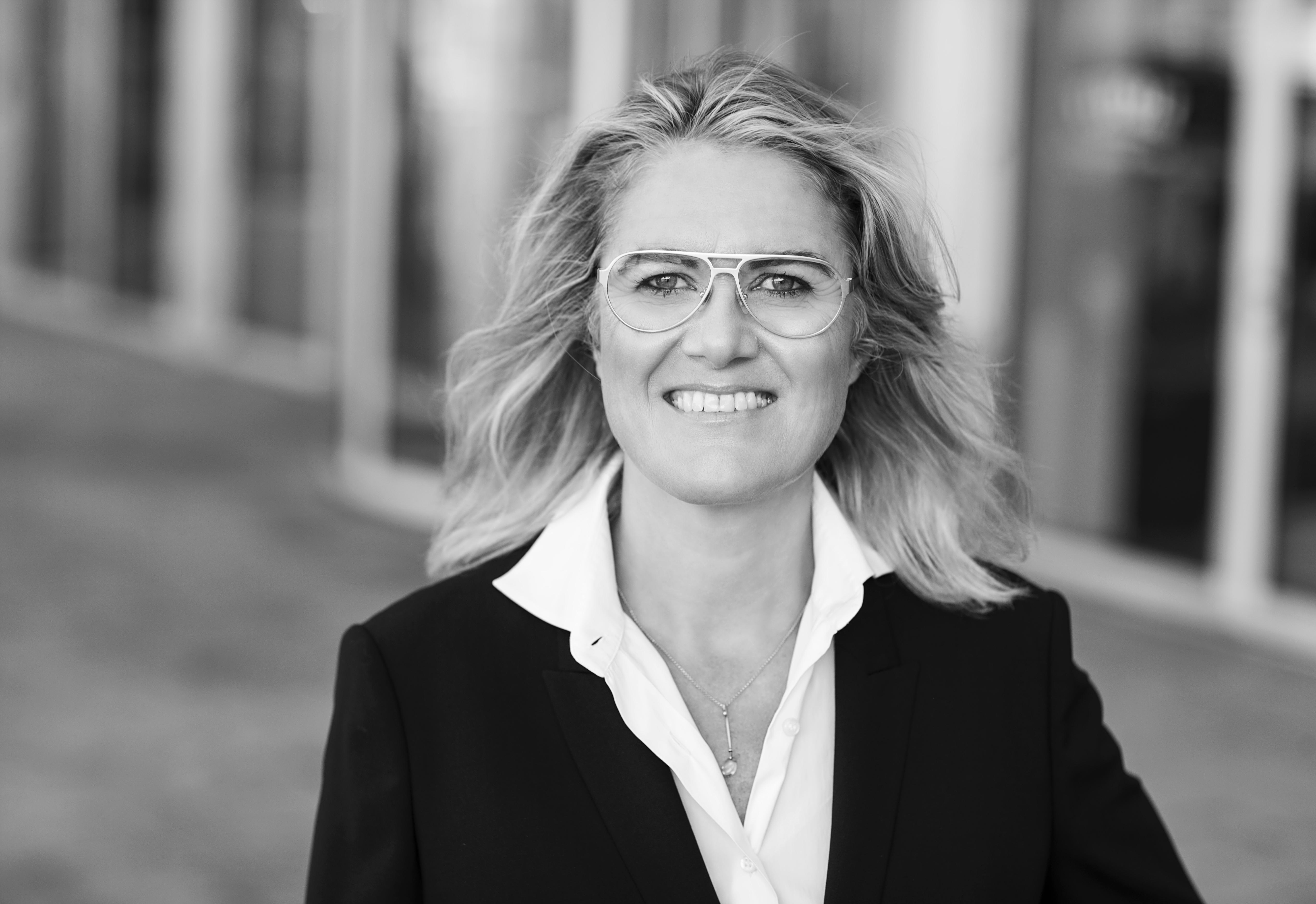 Malene Friis er fra årsskiftet direktør for Scandic Falkoner på Frederiksberg, der genåbner til august næste år. Privatfoto.