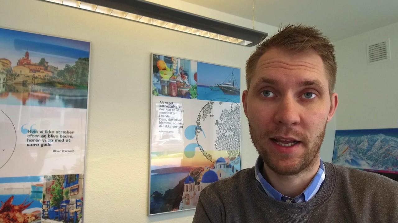 Troels Hansen forlader direktørstolen i Sun Tours for at starte egen virksomhed. Foto: Sun Tours.