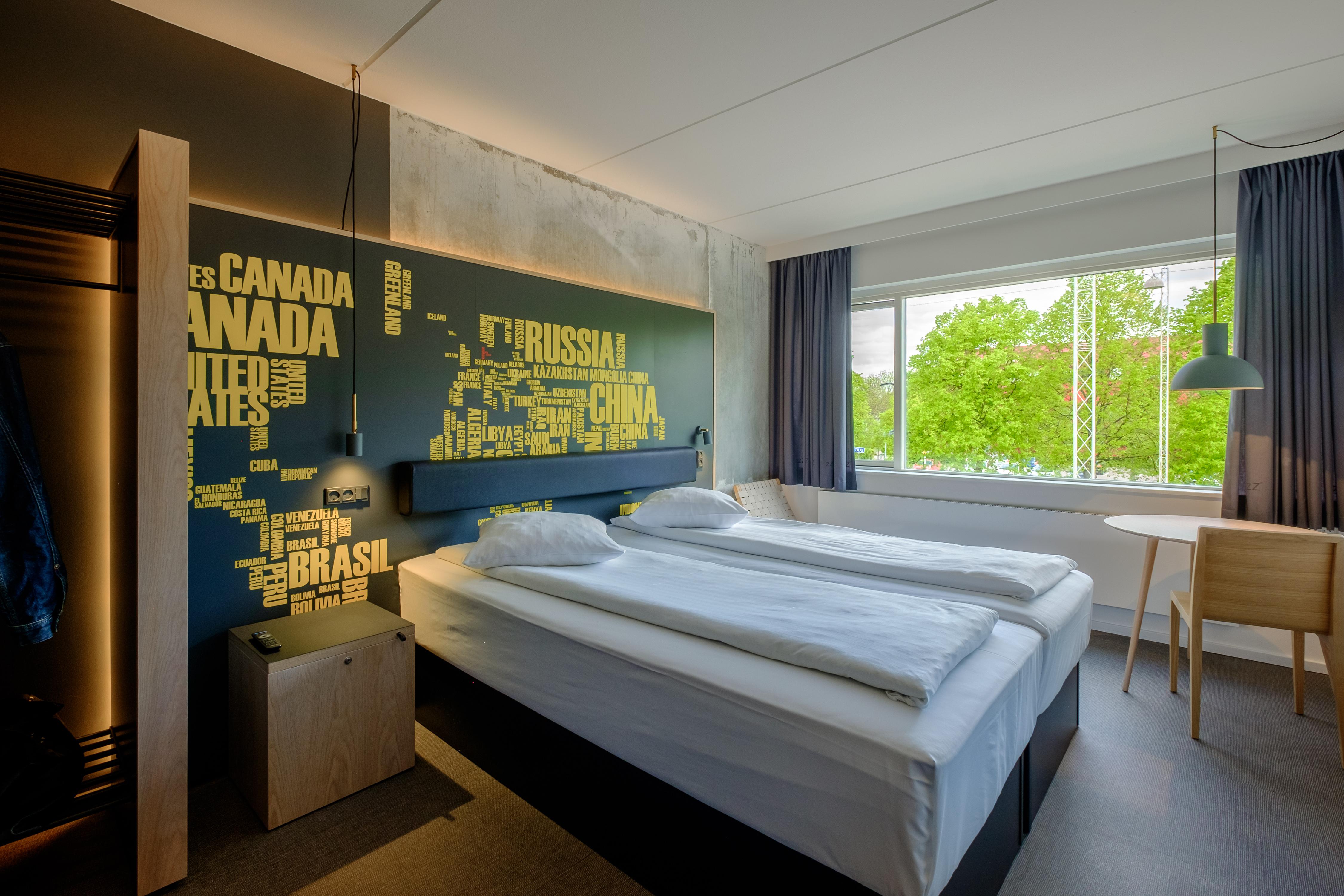 Zleep Hotels vil nu selv stå for rengøringen på sine foreløbig ni hoteller i Danmark. Dermed spares millionbeløb. Foto: Zleep Hotels.