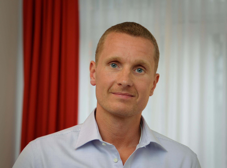 Tidligere kommerciel direktør i Scandic Hotels, Casper Puggaard, er klar til ny stor rolle hos DFDS Seaways. Arkivfoto.