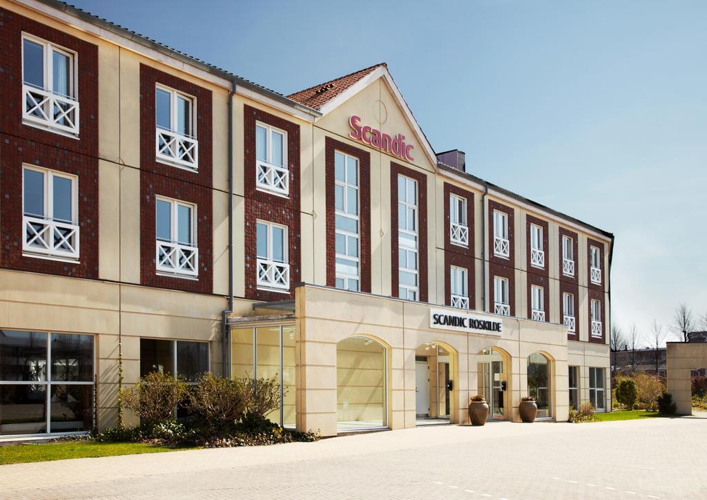 Scandic Roskilde skal renovere og modernisere alle sine 98 gæsteværelser og 15 mødelokaler. Scandic er Danmarks største hotelkæde med foreløbig 26 hoteller. Foto: Booking.com