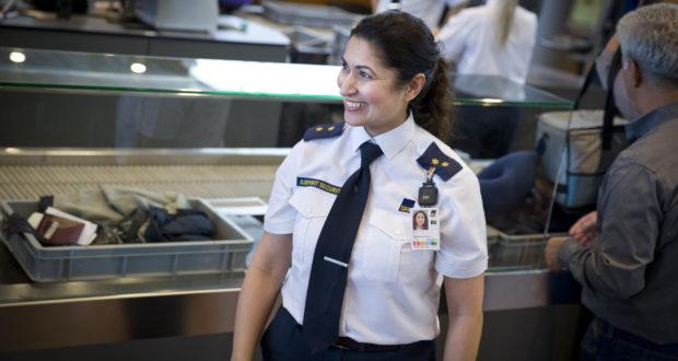 job lufthavnen