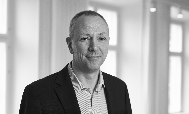 Per Denker Sørensen er ny administrerende direktør for hoteldriftsselskabet, Core Hospitality, der hører under Zleep Hotels. Foto: Zleep Hotels.