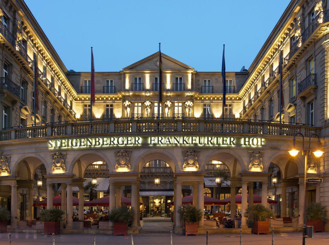 Steigenberger er det fineste varemærke i den store tyske hotelkæde Deutsche Hospitality, der snart vil bebude åbning af sit første hotel i Norden, muligvis i Danmark. Foto: Deutsche Hospitality.