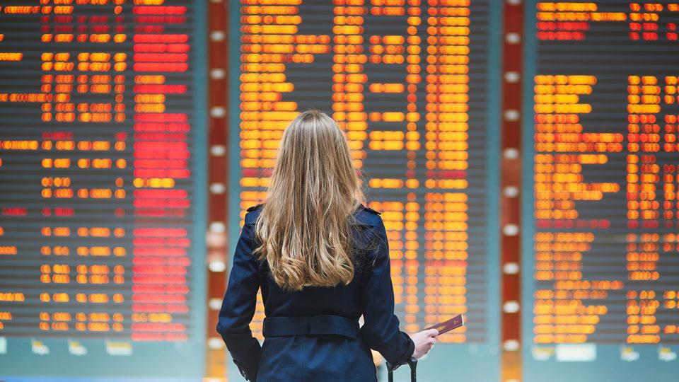 Der bliver i år stor stigning i forretningsrejser, forudserAirPlus International i ny undersøgelse. Arkivfoto.