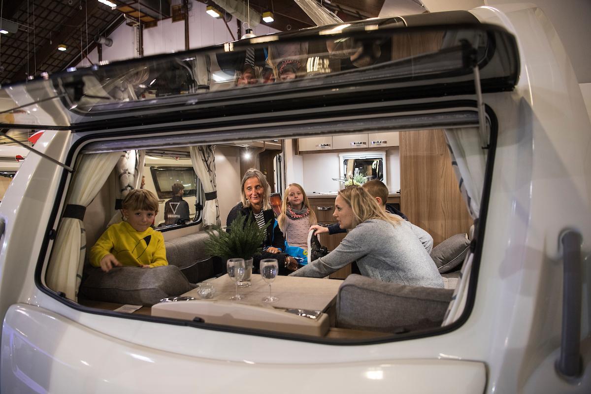 Mange campingpriser på feriemessen STANDBY.dk
