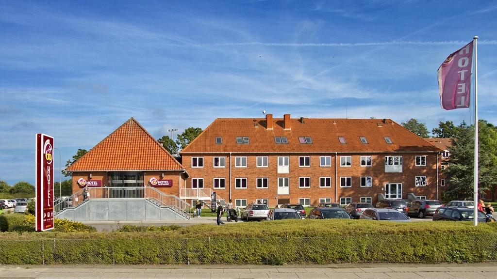 Copenhagen Go Hotel får 88 værelser i ny bygning som i princippet bliver selvforsynende med energi ved at et ventilationssystem genanvender overskudsvarmen. Foto: VisitDenmark.