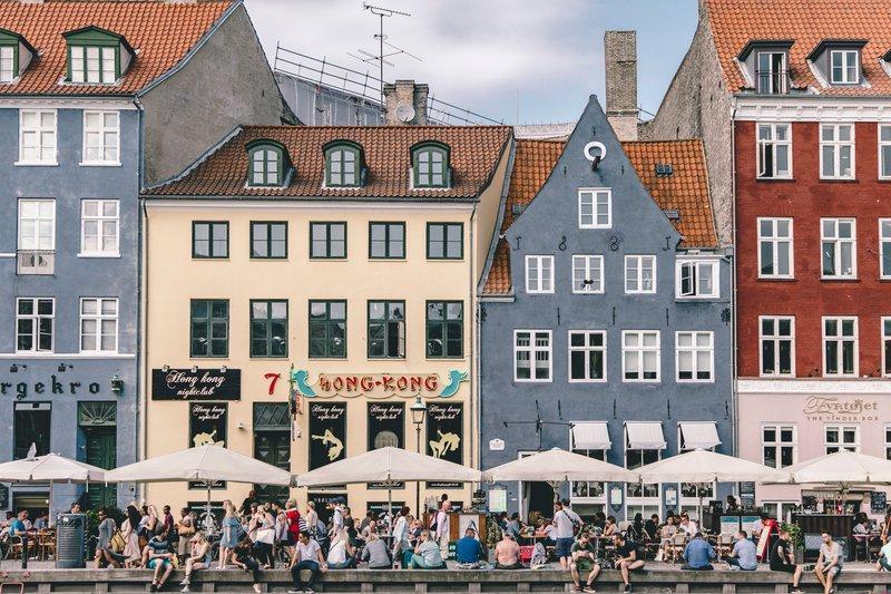 Stemning i Nyhavn (Foto: Martin Heiberg | Wonderful Copenhagen)