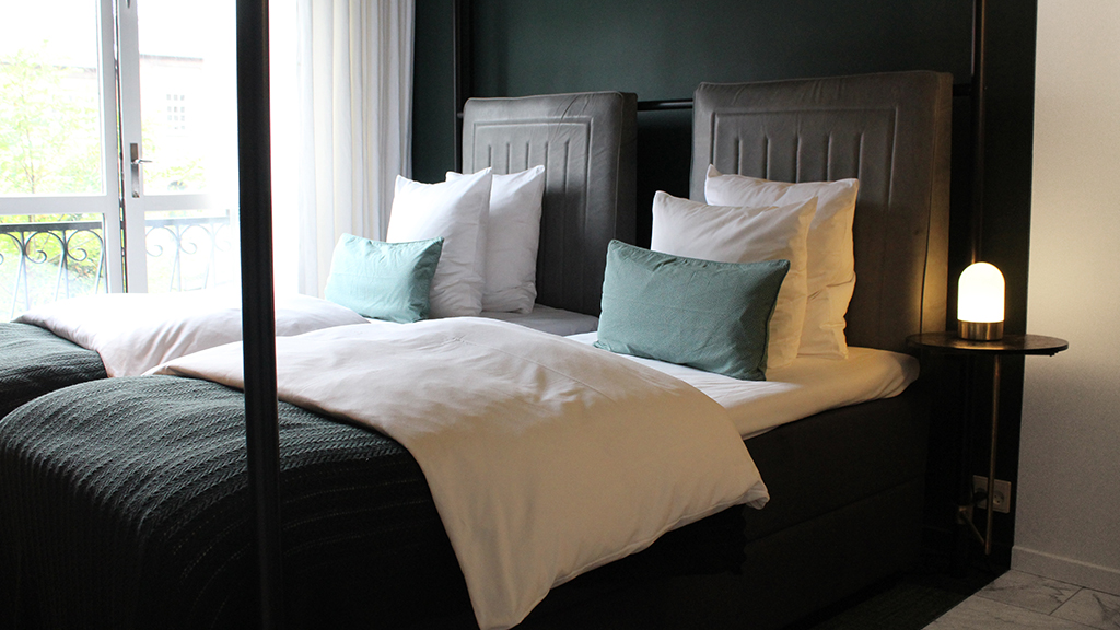 Det går fortsat godt for de danske hoteller, navnlig i København, viser ny analyse fra Dansk Erhverv. Arkivpressefoto fra Wonderful Copenhagen.