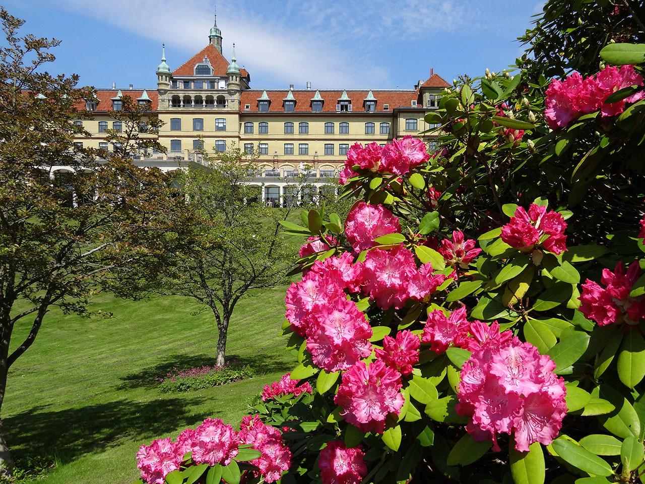 Hotel Vejlefjord er et af seks kursuscentre nomineret til prisen som Årets Konferencecenter af Danske Konferencecentre. De andre er Bautahøj Kursuscenter og Hotel, Best Western Plus Hotel Svendborg, Pharmakon Konferencecenter, Rungstedgaard og Severin Kursuscenter. Foto: Hotel Vejlefjord.