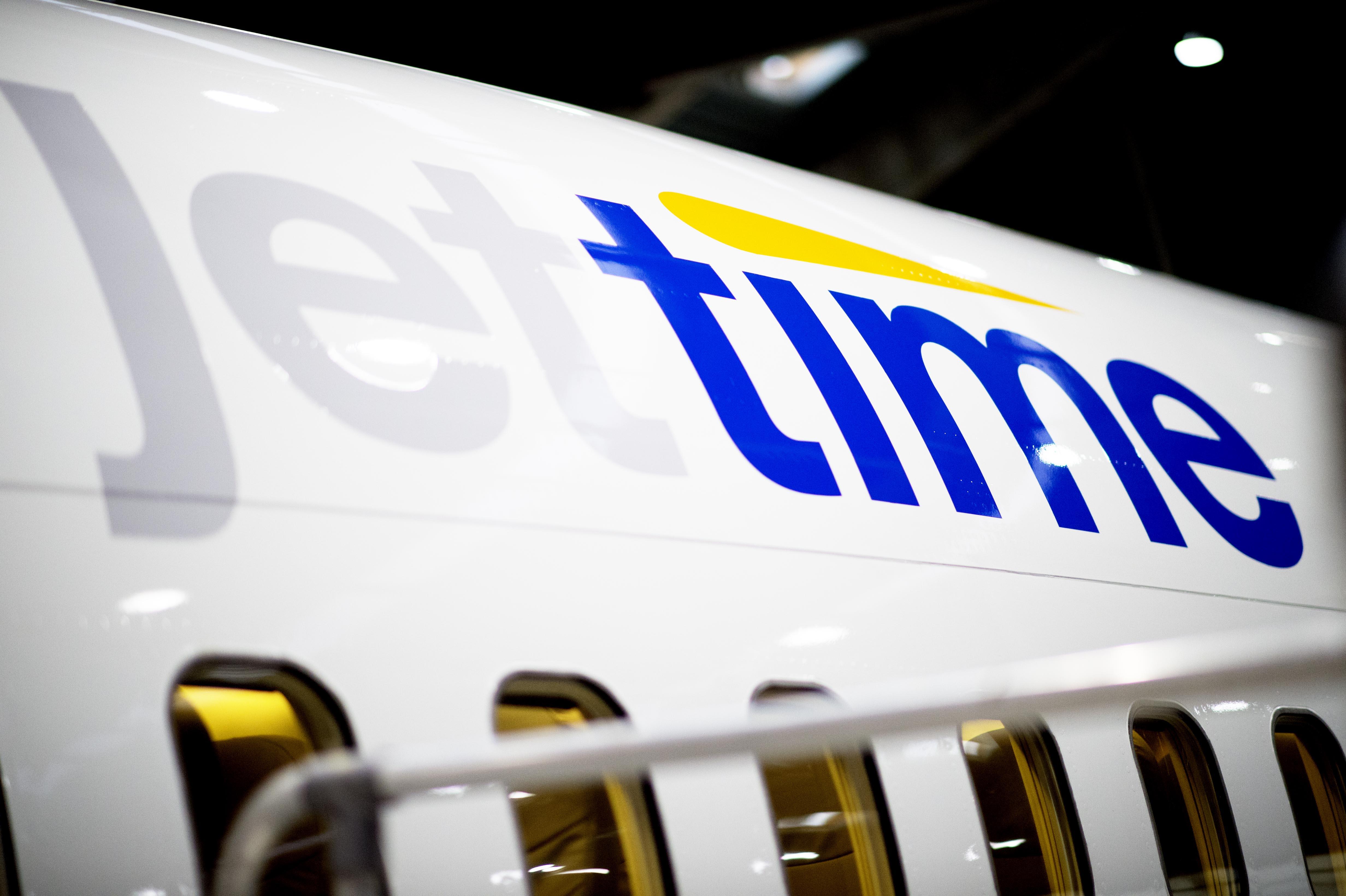 Danske Jet Time har fået en større kontrakt med hollandske Transavia, der er en del af Air France KLM-gruppen. Foto: Erik Refner.