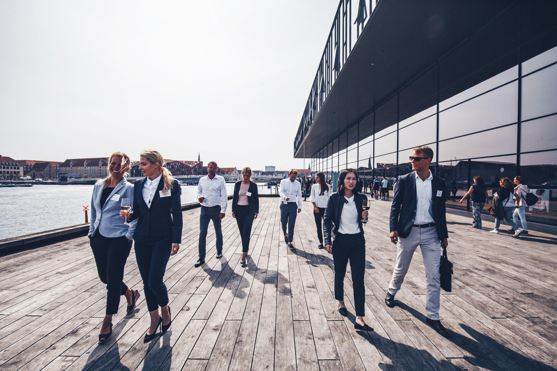 Erhvervsrejsebureauet Egencia arrangerer møde- og eventrejser verden over. Her er det dog i København. Arkivfoto fra Wonderful Copenhagen, Martin Heiberg.