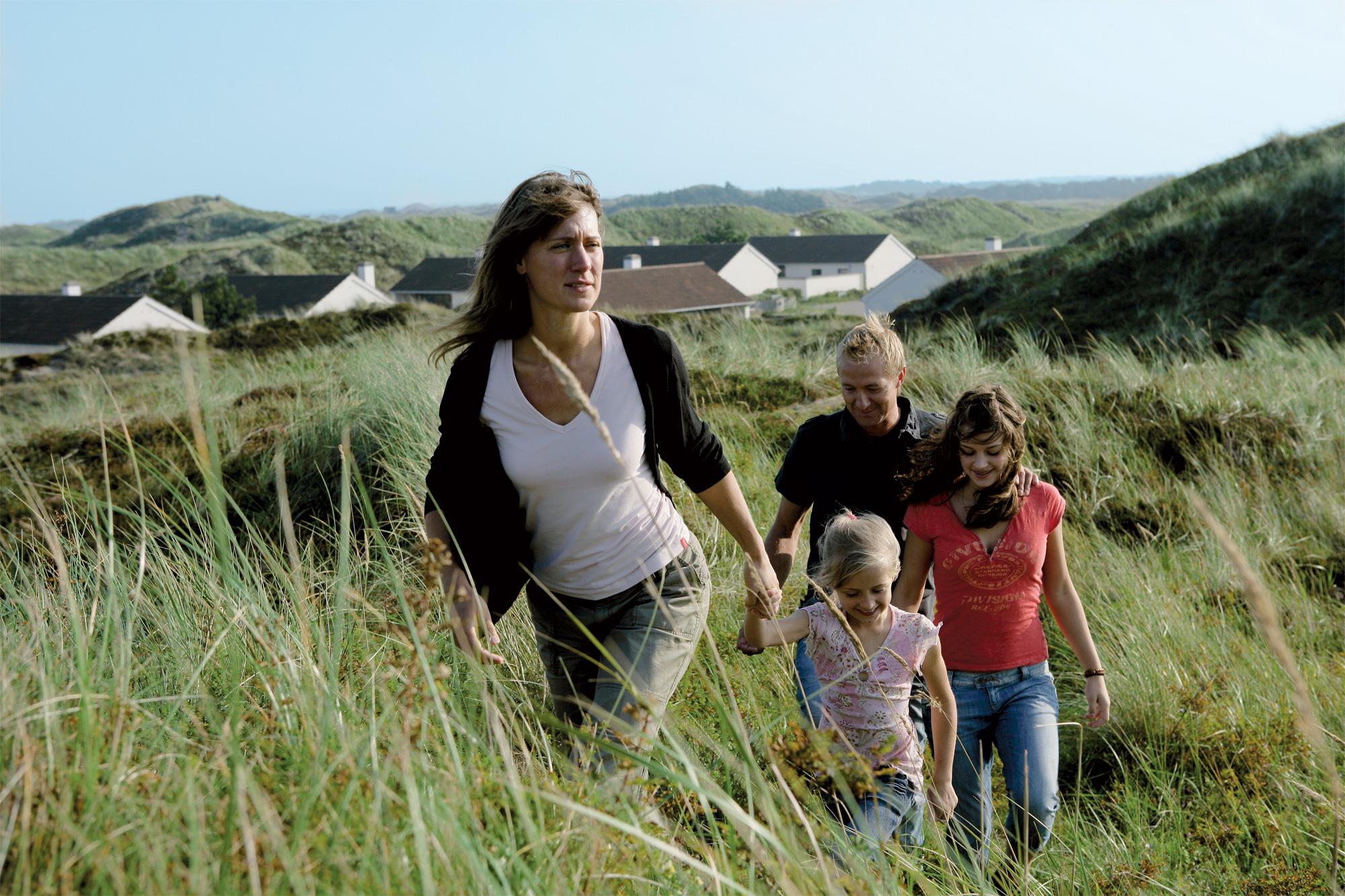 Der arbejdes for at tiltrække flere udenlandske turister til Danmark og få flere danskere til at holde noget af deres ferie under hjemlige himmelstrøg. Arkivpressefoto fra Folkeferie.dk
