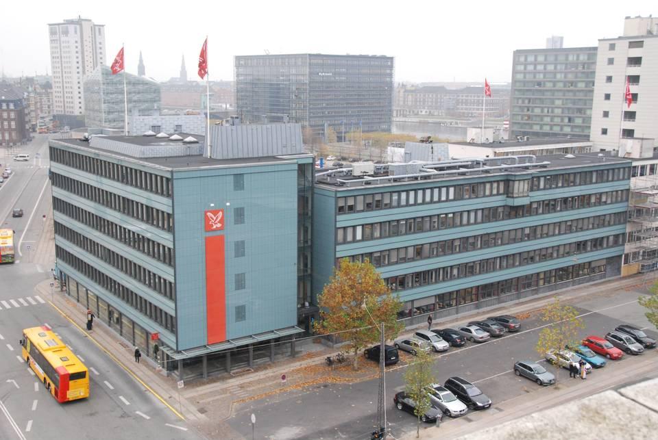 Falck-Huset som Arp-Hansen Hotel Group nu har købt for et ikke oplyst millionbeløb. Foto: Falck.