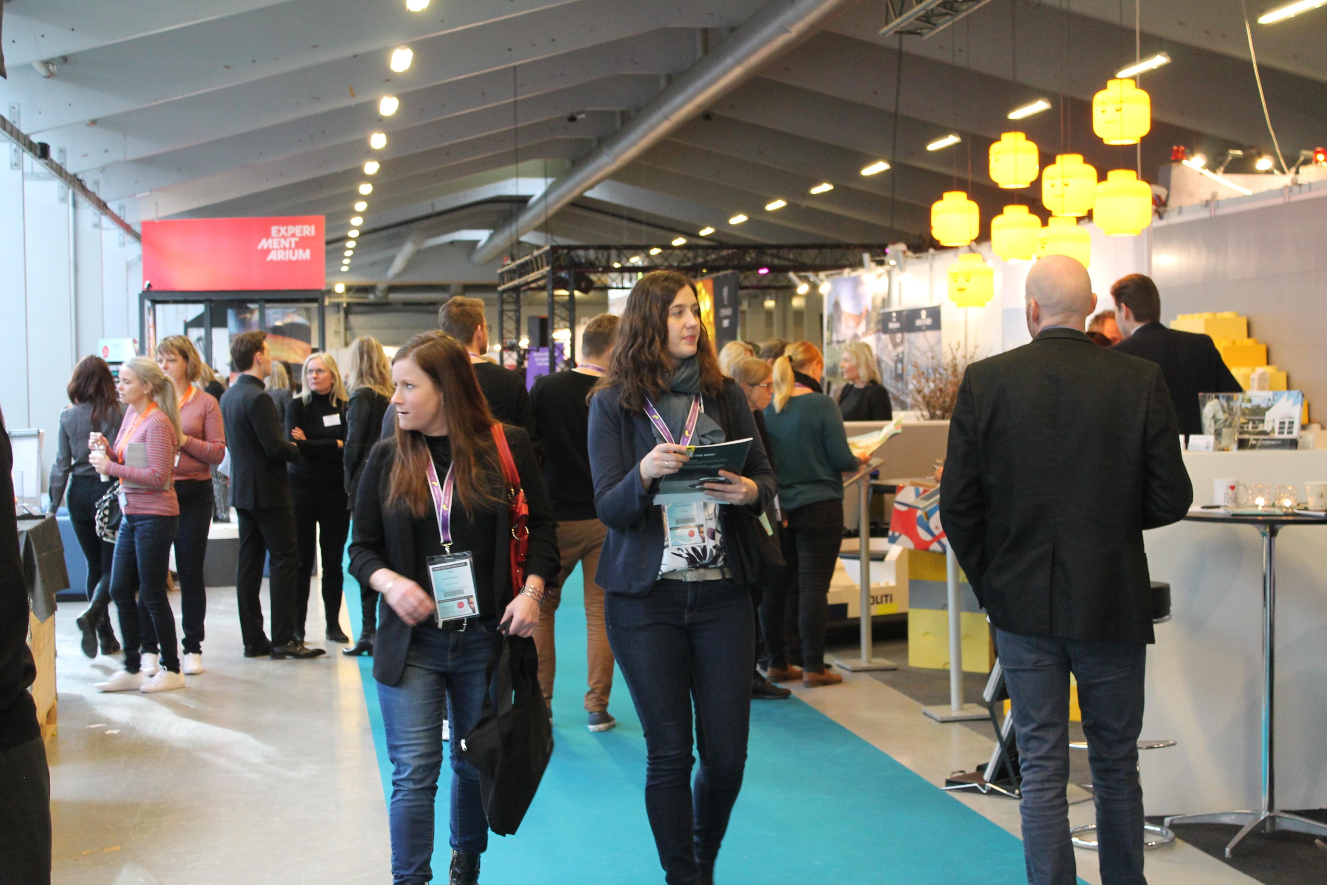 MICE-messen Nordic Meetings & Events Expo, der hidtil har heddet Møde & Eventmessen, afvikles i denne uge i Bella Center – blandt talerne er Grevinde Alexandra. Pressefoto.